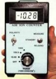ANDES  AIC 20 空气负离子测试仪
