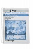 """TEXWIPE TX5741无尘室笔记本; 5.5""""X 8.5"""",10/box"""