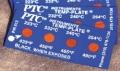 Temp-Plates® 温度记录贴纸 TH-612.7