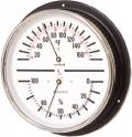 温湿度指示器与黄铜外壳 WE-5033