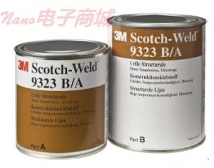 3M SCOTCH-WELD 9323-150B/A 1升包装环氧树脂胶