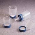 Nalgene 145-2045 分析实验过滤漏斗-250ml容量,上部为聚丙烯,高抗冲聚苯乙烯套环