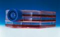Nunc 132865 NunclonTM△三层细胞培养瓶,4个/包,32个/箱(原132867改为1个/包),瓶盖透气/密封