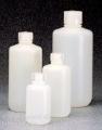 Nalgene 312097-0016 窄口瓶,氟化高密度聚乙烯,氟化聚丙烯盖,500ml容量