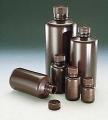 Nalgene 312085-0004 琥珀色窄口包装瓶,琥珀色高密度聚乙烯,125ml容量