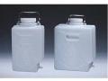 Nalgene 2211-0050 矩形细口大瓶(带放水口),聚碳酸酯;聚丙烯放水口和螺旋盖,20L容量