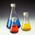 NALGENE 4115-0500一次性无菌锥形瓶,平底,带0.2umPTFE滤膜的通气盖,500ml
