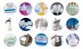 英国whatman 11463405,PROFILL 25系列液相滤纸0.45 PTFE (28417820)