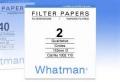 英国Whatman 10029645,Grade 2纤维素定性滤纸83x140MM