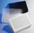 corning 3727BC1536微孔板,白色,平底,TCT,W/GENERIC BC,W/LID,IONIZED,S,BK,10/50。