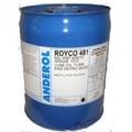 ROYCO 481液压油,5USG包装,MIL-PRF-6081D