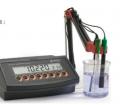 哈纳 HI2216 实验室pH/ ORP/ISE/℃测量仪